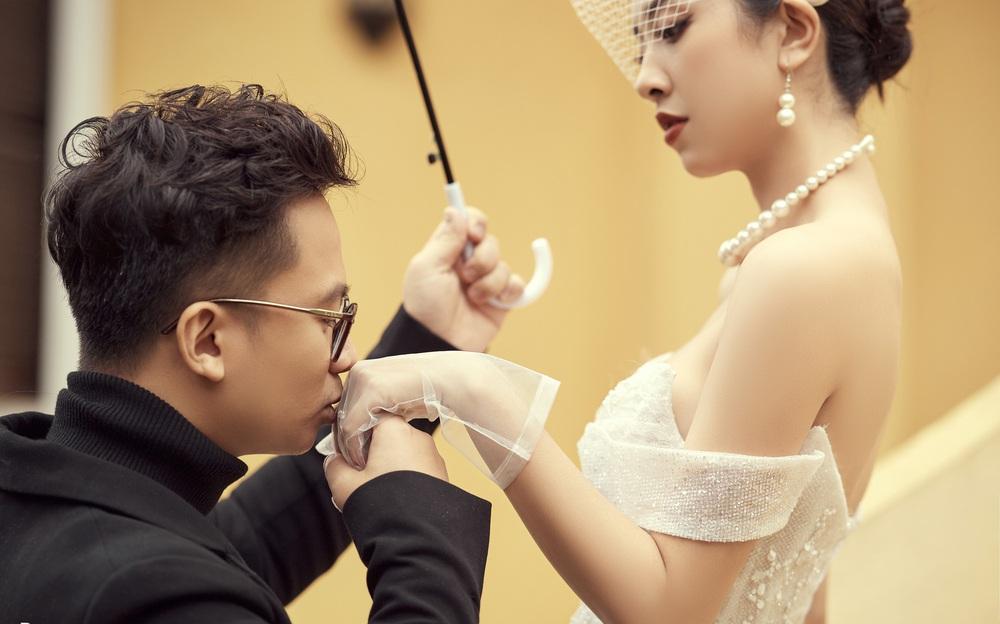 Ảnh cưới tại Đà Lạt ngọt hơn mật của Á hậu Thúy An - Ảnh 6.