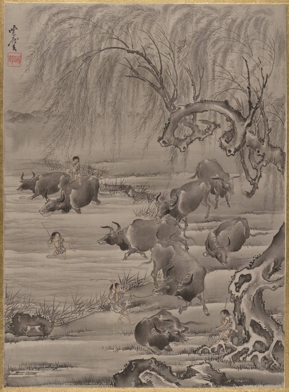 Hình tượng con trâu trong văn hóa Á Đông - Ảnh 4.