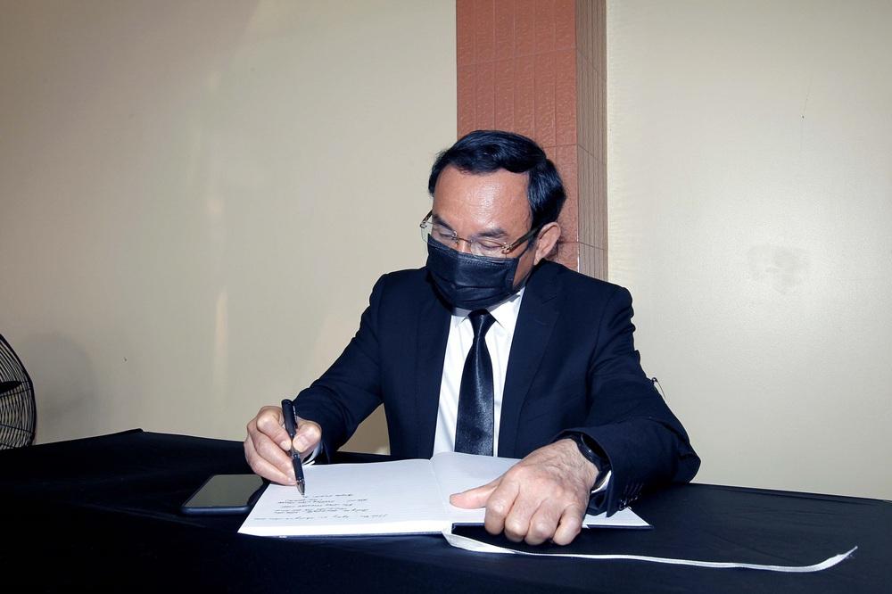 [ẢNH] Lễ viếng nguyên Phó Thủ tướng Trương Vĩnh Trọng tại Hà Nội và Bến Tre - Ảnh 31.