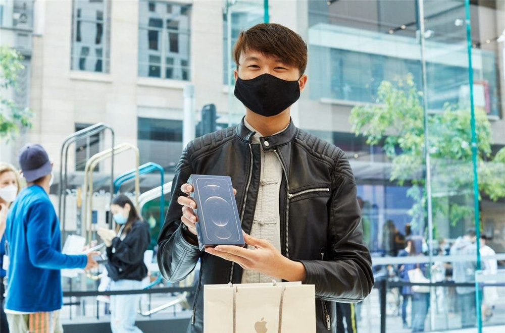 Apple thắng kỷ lục ở Trung Quốc - Ảnh 5.