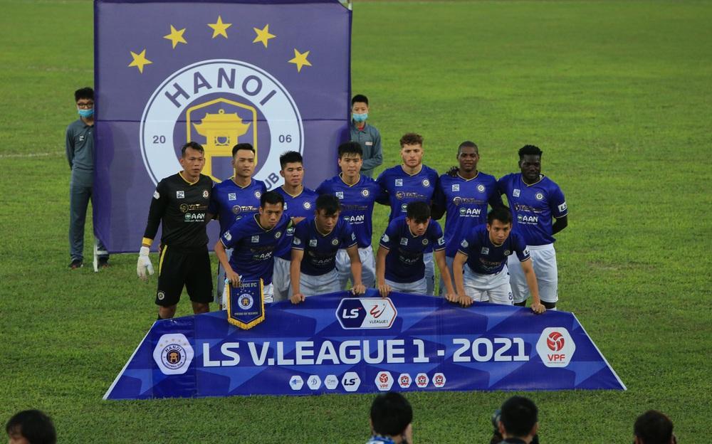 ẢNH: Đánh bại CLB Hải Phòng, CLB Hà Nội có chiến thắng đầu tiên tại V.League 2021 - Ảnh 2.