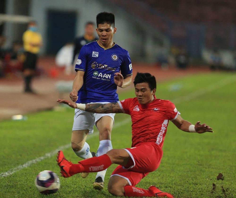ẢNH: Đánh bại CLB Hải Phòng, CLB Hà Nội có chiến thắng đầu tiên tại V.League 2021 - Ảnh 11.