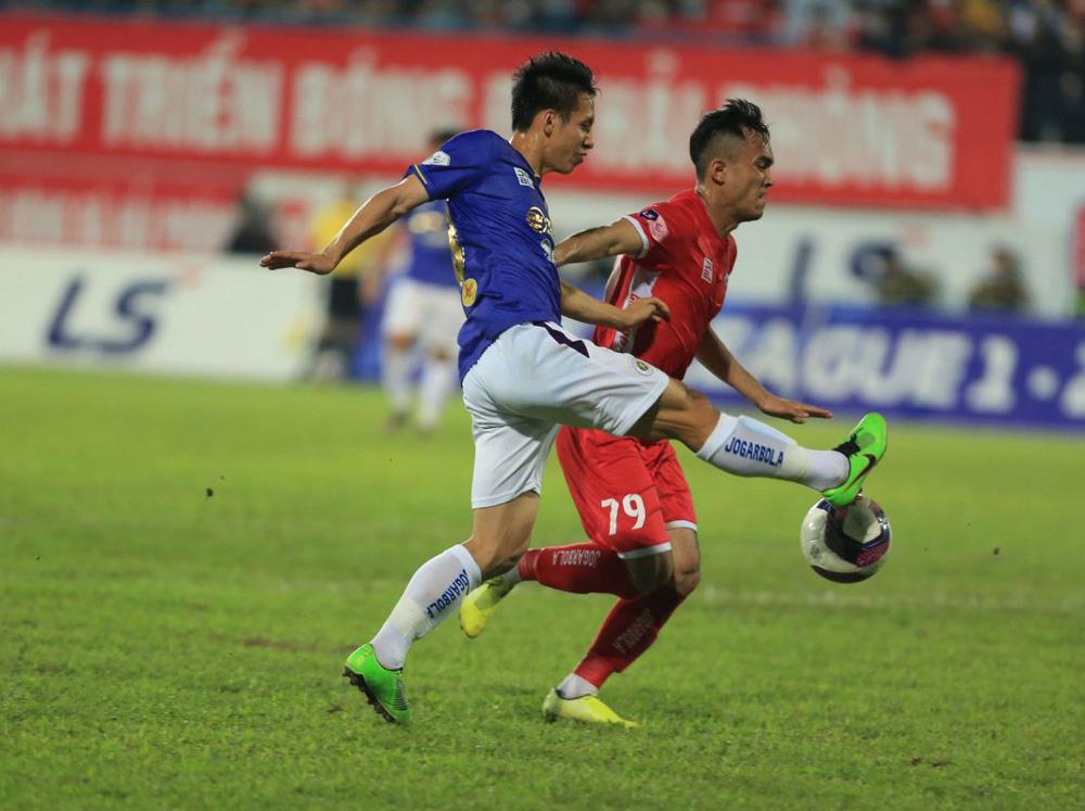 ẢNH: Đánh bại CLB Hải Phòng, CLB Hà Nội có chiến thắng đầu tiên tại V.League 2021 - Ảnh 7.