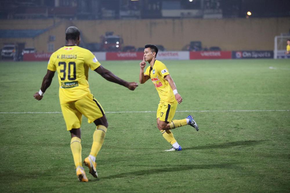 ẢNH: Công Phượng, Văn Thanh lập công, HAGL đánh bại ĐKVĐ V.League Viettel - Ảnh 13.