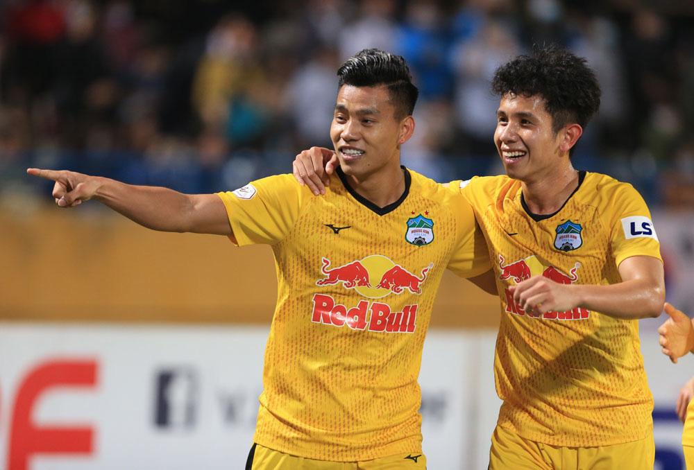 ẢNH: Công Phượng, Văn Thanh lập công, HAGL đánh bại ĐKVĐ V.League Viettel - Ảnh 15.