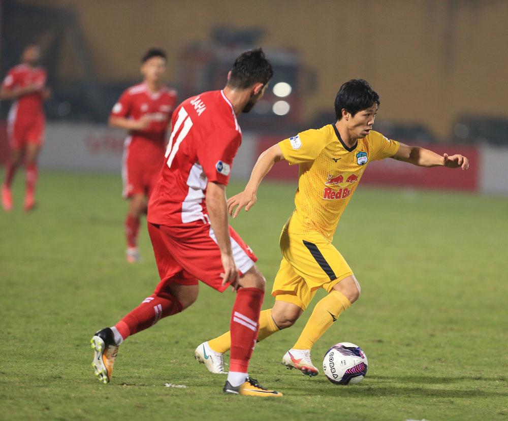ẢNH: Công Phượng, Văn Thanh lập công, HAGL đánh bại ĐKVĐ V.League Viettel - Ảnh 9.