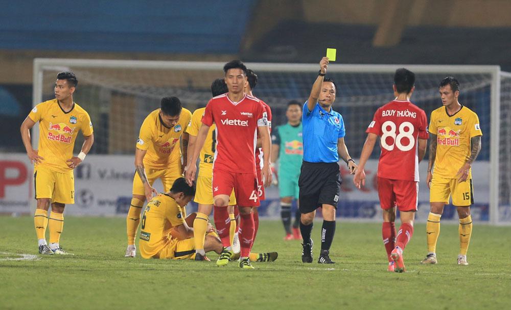 ẢNH: Công Phượng, Văn Thanh lập công, HAGL đánh bại ĐKVĐ V.League Viettel - Ảnh 4.