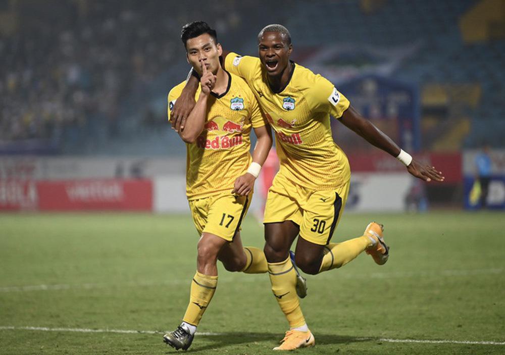 ẢNH: Công Phượng, Văn Thanh lập công, HAGL đánh bại ĐKVĐ V.League Viettel - Ảnh 14.