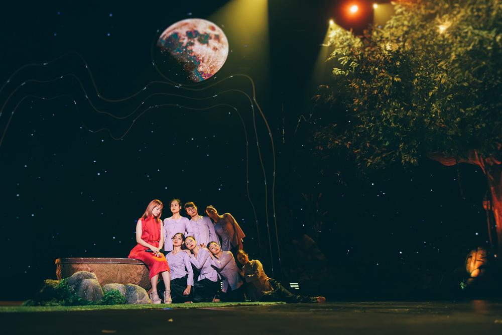 Dàn nghệ sĩ hội tụ trong show nghệ thuật hàn lâm VTV True Concert 2021 - Ảnh 21.