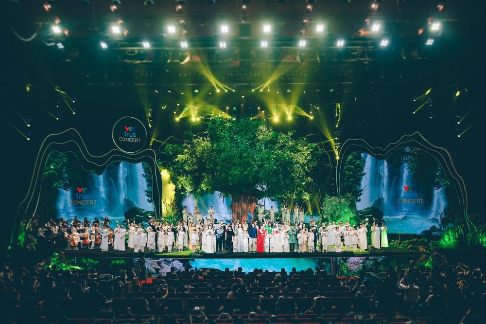 Dàn nghệ sĩ hội tụ trong show nghệ thuật hàn lâm VTV True Concert 2021 - Ảnh 22.