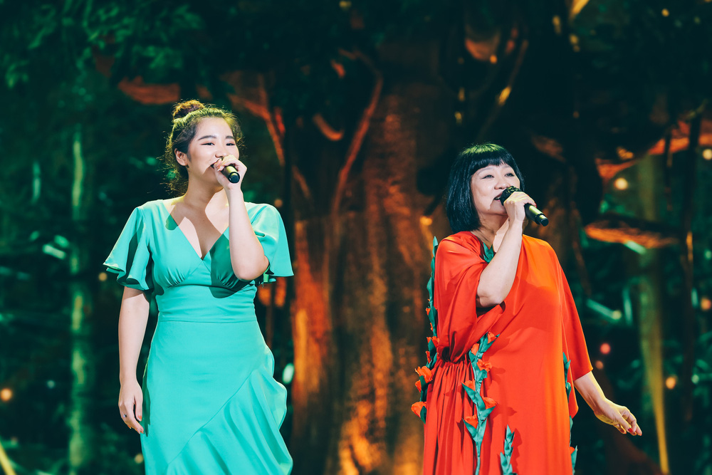 Dàn nghệ sĩ hội tụ trong show nghệ thuật hàn lâm VTV True Concert 2021 - Ảnh 14.