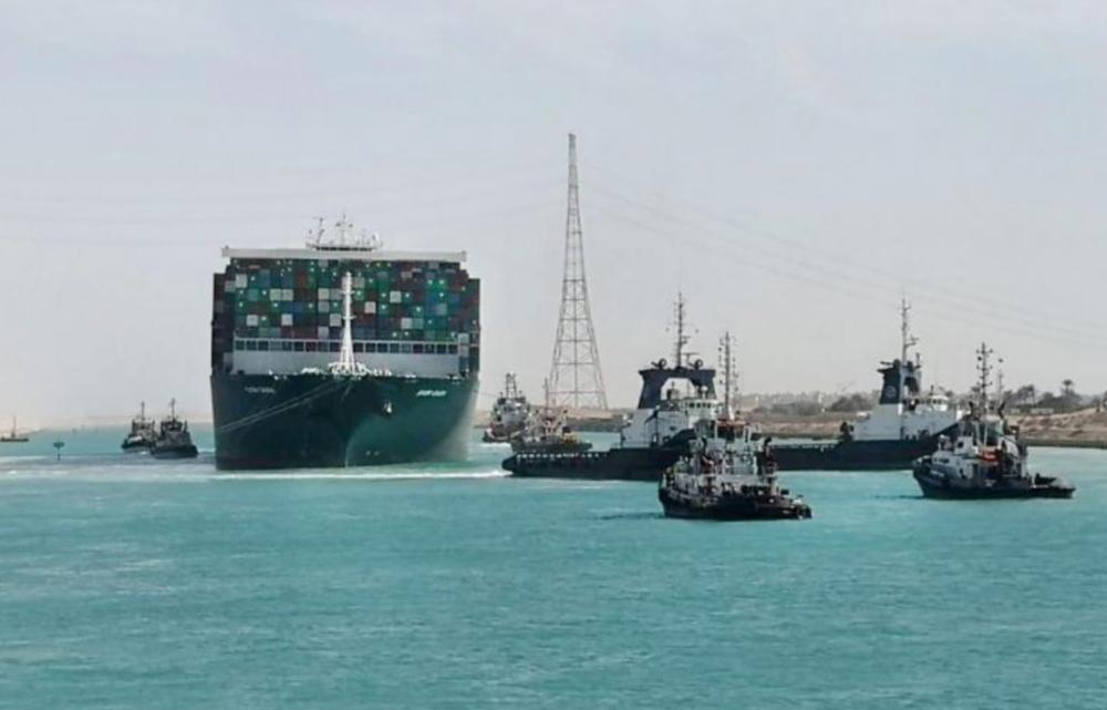 Nhìn lại sự cố trên kênh đào Suez - Ảnh 2.