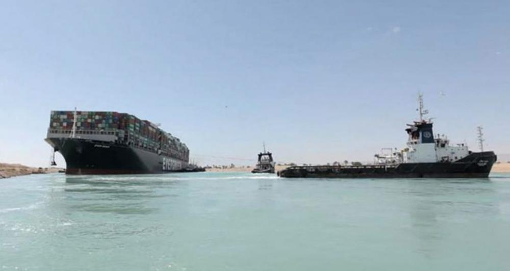 Nhìn lại sự cố trên kênh đào Suez - Ảnh 3.