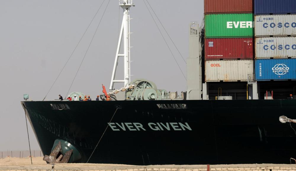 Nhìn lại sự cố trên kênh đào Suez - Ảnh 4.