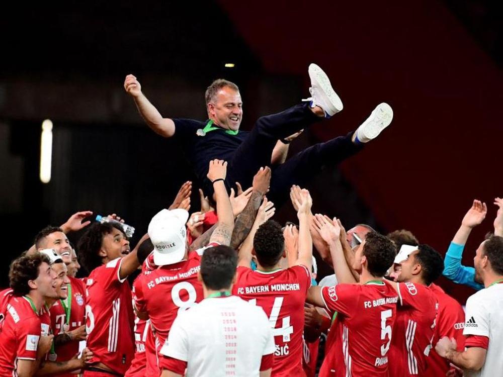 Thành công của Bayern Munich và dấu ấn chiến thuật của Hansi Flick - Ảnh 3.