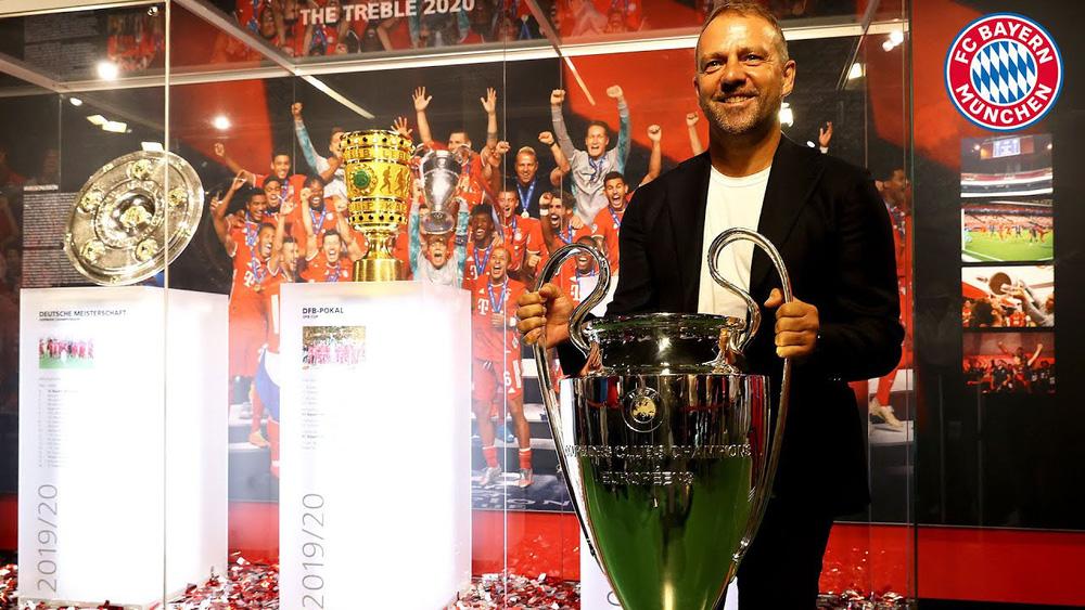 Thành công của Bayern Munich và dấu ấn chiến thuật của Hansi Flick - Ảnh 1.