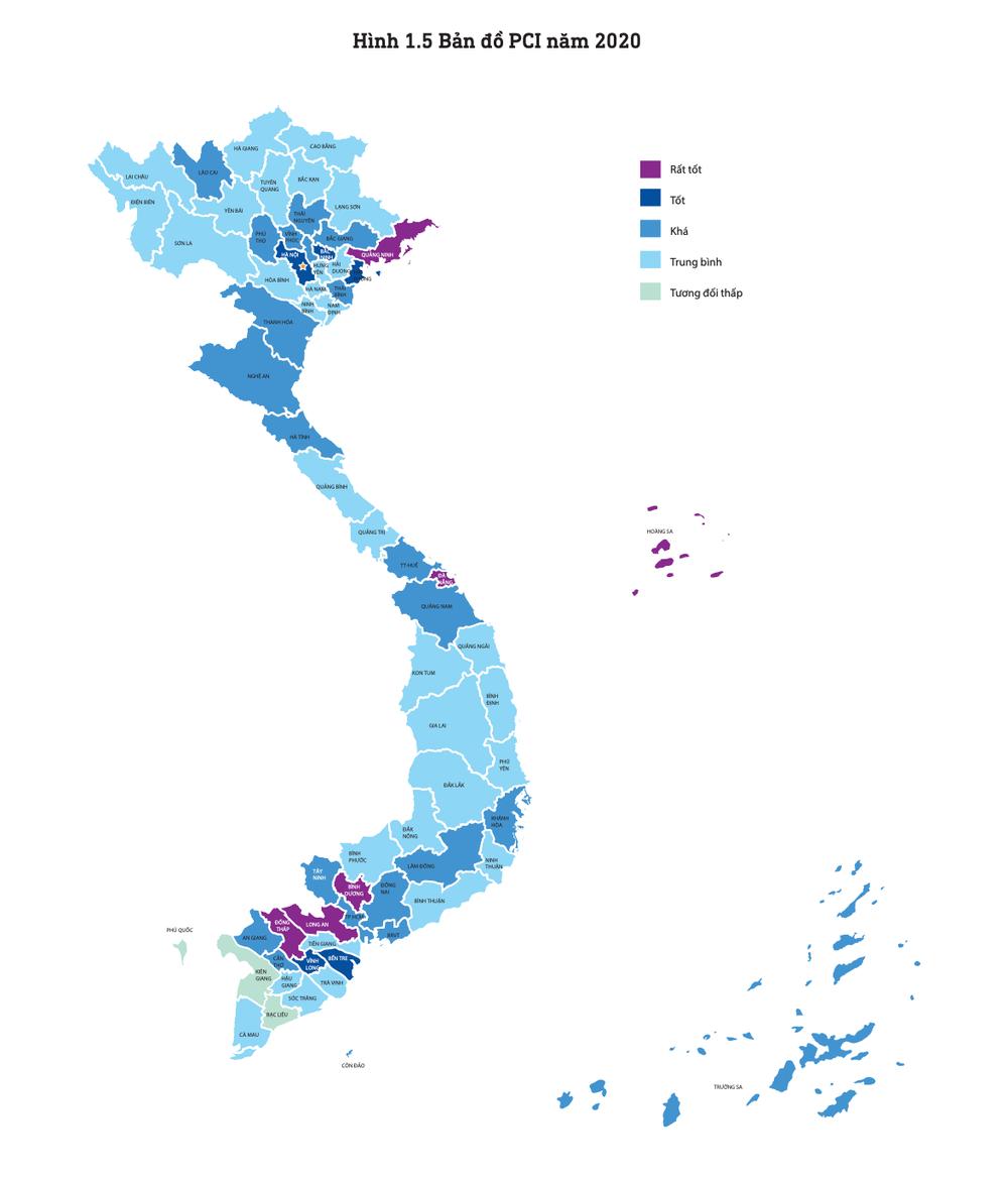 Quảng Ninh năm thứ 4 liên tiếp dẫn đầu năng lực cạnh tranh cấp tỉnh - Ảnh 3.