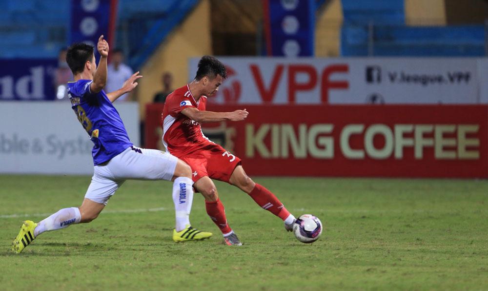 ẢNH: CLB Viettel lần đầu tiên thắng CLB Hà Nội trong trận derby thủ đô ở V.League - Ảnh 6.