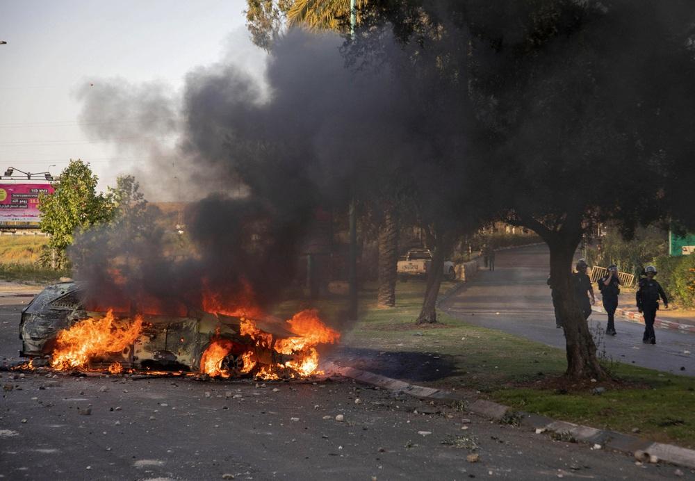 Xung đột Israel - Palestine năm 2021: Nguy cơ chiến tranh toàn diện - Ảnh 10.