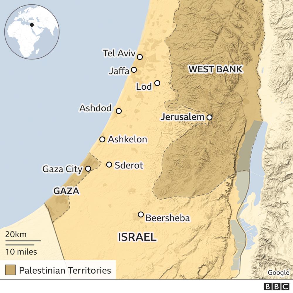 Xung đột Israel - Palestine năm 2021: Nguy cơ chiến tranh toàn diện - Ảnh 11.