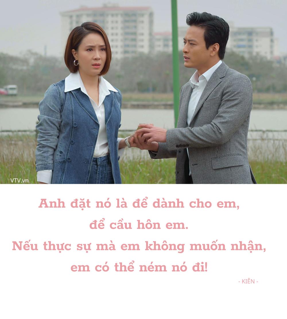 Những câu nói muôn vẻ về tình yêu trong phần cuối Hướng dương ngược nắng - Ảnh 6.