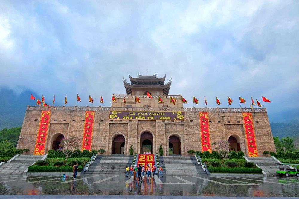 Sức hút Tây Yên Tử - niềm tự hào du lịch Bắc Giang - ảnh 1