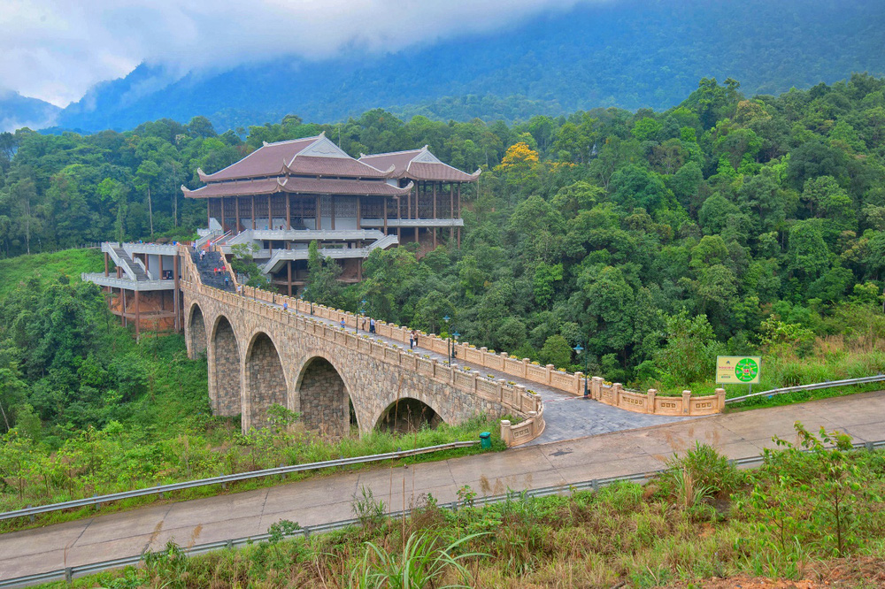 Sức hút Tây Yên Tử - niềm tự hào du lịch Bắc Giang - ảnh 4