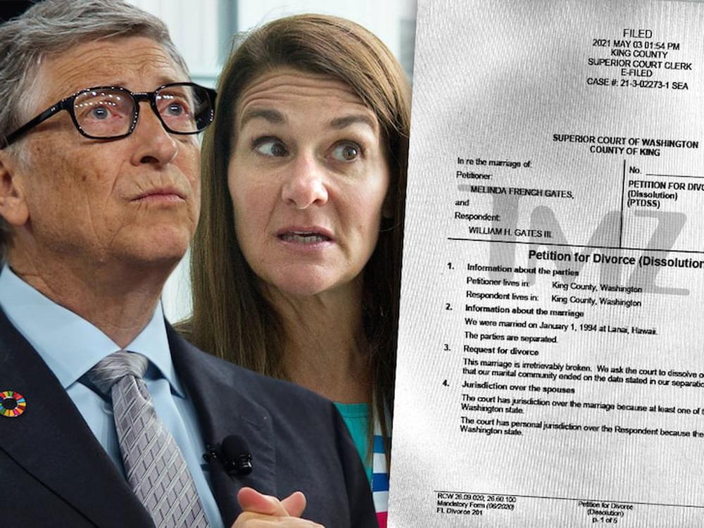 Vợ tỷ phú Bill Gates: Cuộc hôn nhân tan vỡ không thể cứu vãn - Ảnh 1.