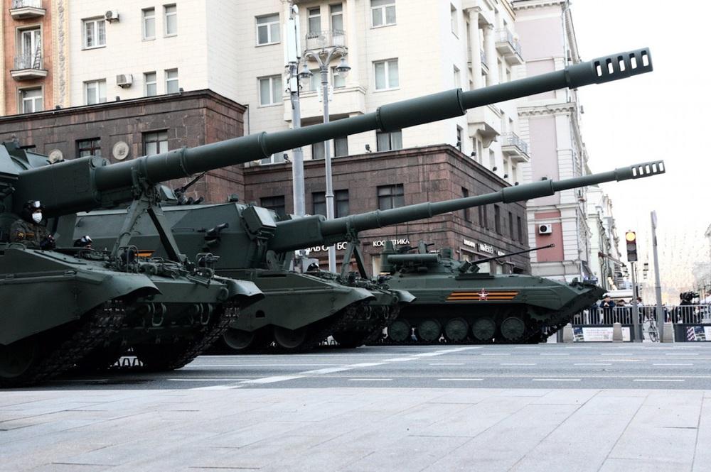 Nga diễn tập duyệt binh kỷ niệm Ngày Chiến thắng - Ảnh 2.