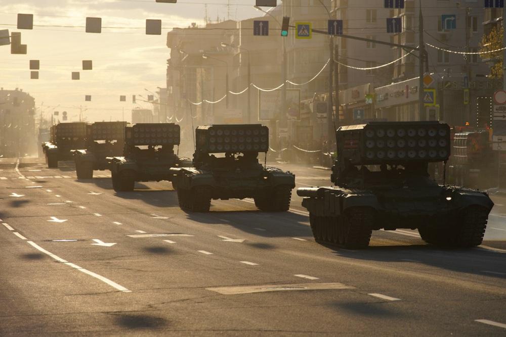 Nga diễn tập duyệt binh kỷ niệm Ngày Chiến thắng - Ảnh 5.