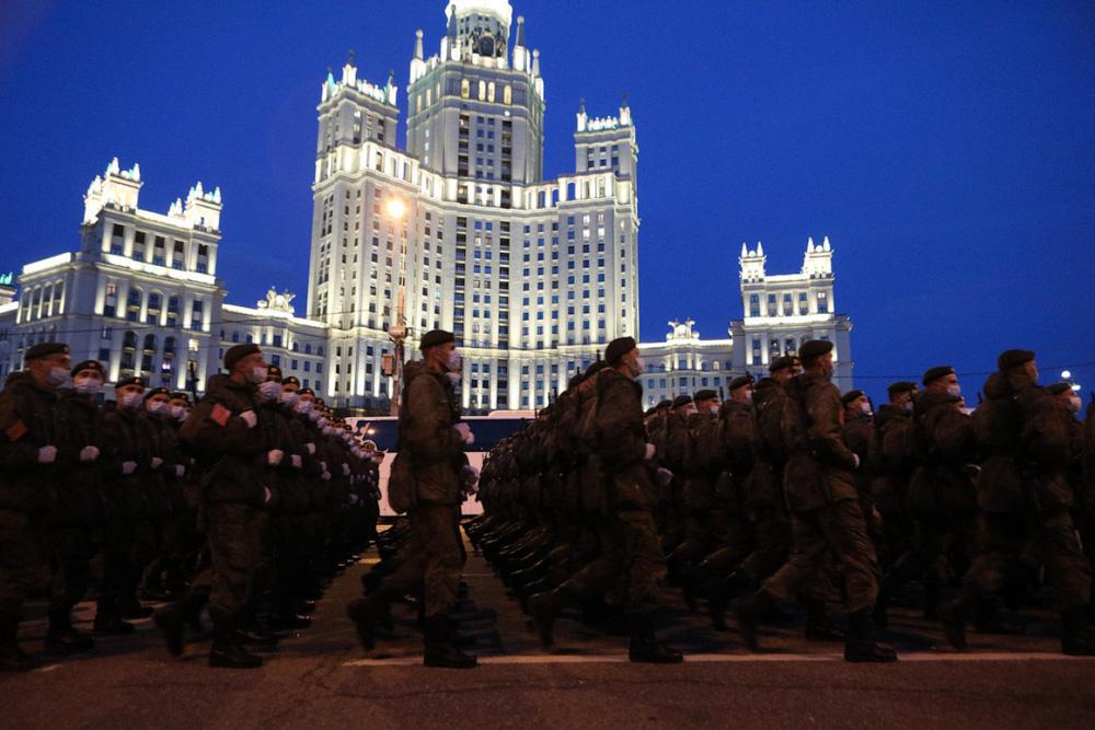 Nga diễn tập duyệt binh kỷ niệm Ngày Chiến thắng - Ảnh 6.