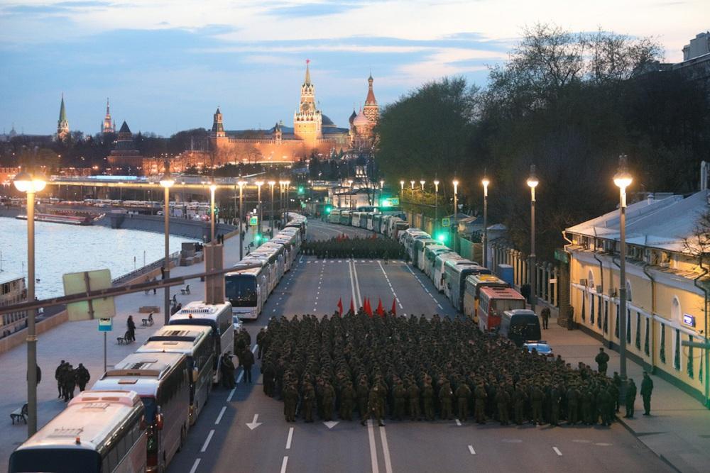 Nga diễn tập duyệt binh kỷ niệm Ngày Chiến thắng - Ảnh 7.