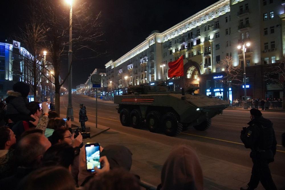 Nga diễn tập duyệt binh kỷ niệm Ngày Chiến thắng - Ảnh 8.