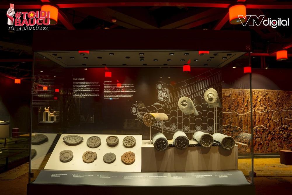 Khu trưng bày khảo cổ học dưới lòng đất độc nhất vô nhị của Tòa nhà Quốc hội Việt Nam - Ảnh 5.