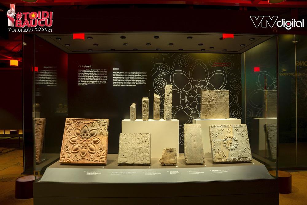 Khu trưng bày khảo cổ học dưới lòng đất độc nhất vô nhị của Tòa nhà Quốc hội Việt Nam - Ảnh 4.