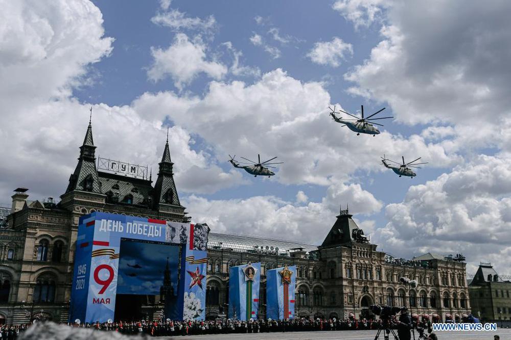 LB Nga long trọng tổ chức lễ duyệt binh kỷ niệm 76 năm chiến thắng trong Chiến tranh Vệ quốc vĩ đại - Ảnh 2.