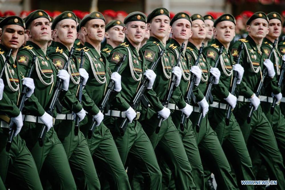 LB Nga long trọng tổ chức lễ duyệt binh kỷ niệm 76 năm chiến thắng trong Chiến tranh Vệ quốc vĩ đại - Ảnh 4.