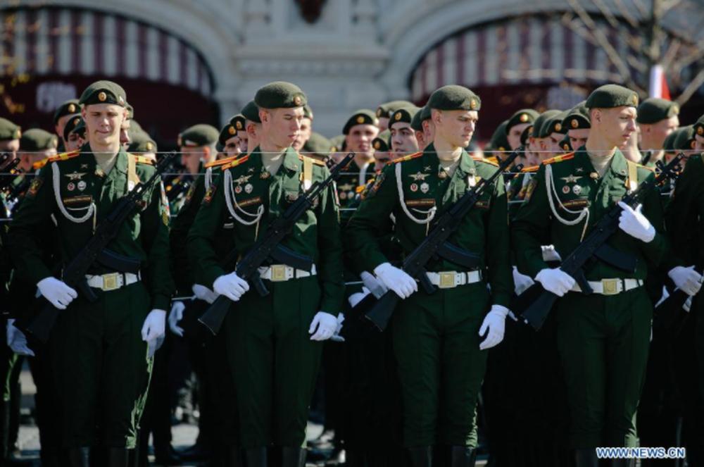 LB Nga long trọng tổ chức lễ duyệt binh kỷ niệm 76 năm chiến thắng trong Chiến tranh Vệ quốc vĩ đại - Ảnh 3.