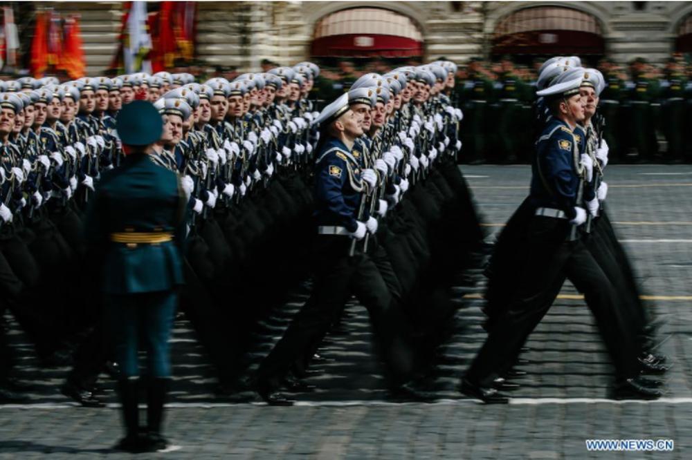 LB Nga long trọng tổ chức lễ duyệt binh kỷ niệm 76 năm chiến thắng trong Chiến tranh Vệ quốc vĩ đại - Ảnh 5.