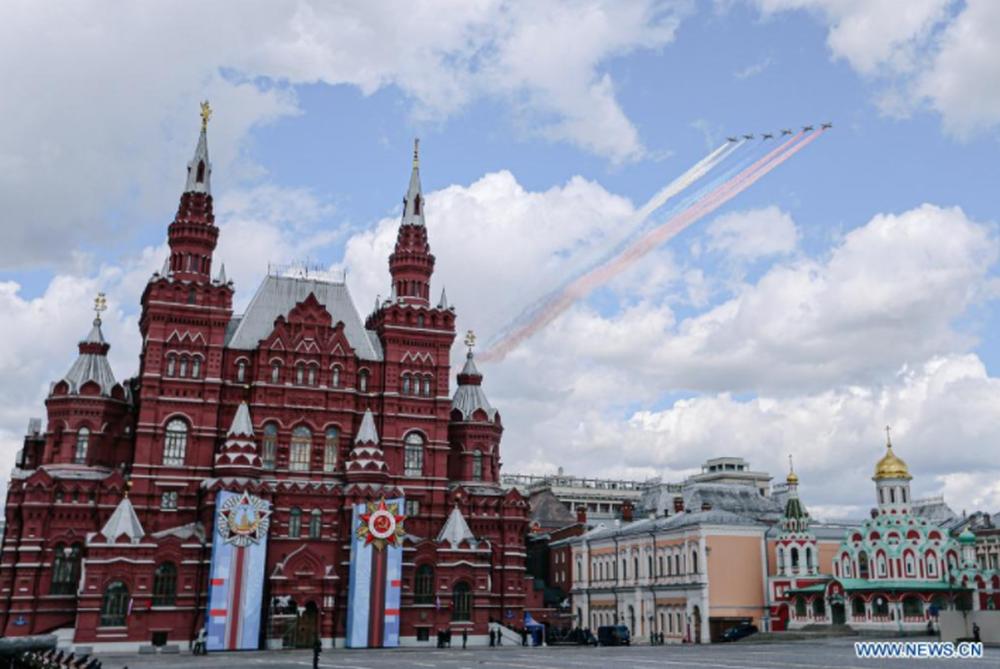 LB Nga long trọng tổ chức lễ duyệt binh kỷ niệm 76 năm chiến thắng trong Chiến tranh Vệ quốc vĩ đại - Ảnh 7.