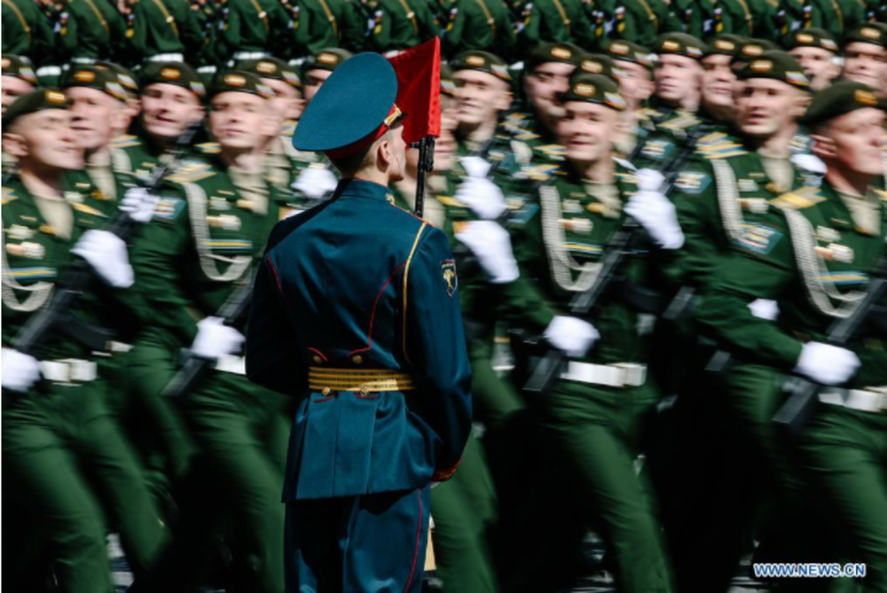LB Nga long trọng tổ chức lễ duyệt binh kỷ niệm 76 năm chiến thắng trong Chiến tranh Vệ quốc vĩ đại - Ảnh 8.