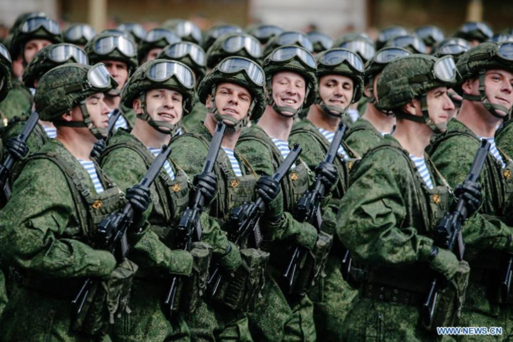 LB Nga long trọng tổ chức lễ duyệt binh kỷ niệm 76 năm chiến thắng trong Chiến tranh Vệ quốc vĩ đại - Ảnh 9.