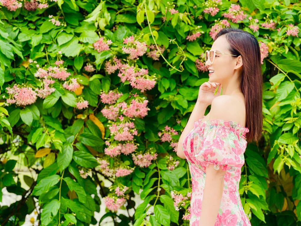 Dàn diễn viên diện đầm trễ vai: Phương Oanh, Bảo Thanh đẹp không tì vết, Hồng Diễm hack tuổi thần sầu - Ảnh 8.