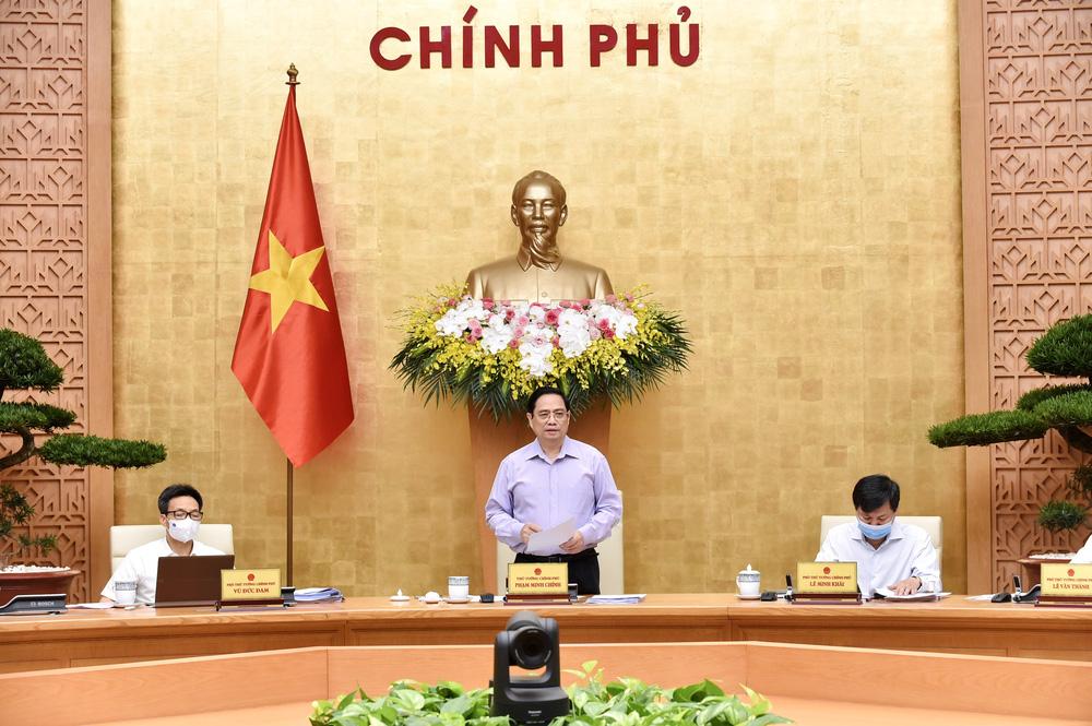 3 tháng TP Hồ Chí Minh gồng mình chống dịch và cam kết dành tất cả cho thành phố từ Chính phủ - Ảnh 3.