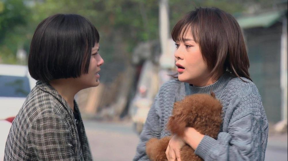 Loạt áo len nhìn là hãi của Phương Oanh khi Hương vị tình thân phát đúng thời tiết gần 40 độ - Ảnh 13.