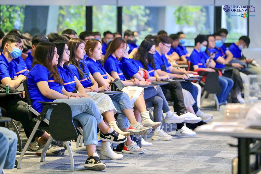 Chọn Đại học Greenwich (Việt Nam) để thành công dân toàn cầu am hiểu địa phương - Ảnh 3.