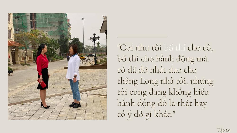 Những câu nói xát muối vào tim Nam trong Hương vị tình thân - Ảnh 19.
