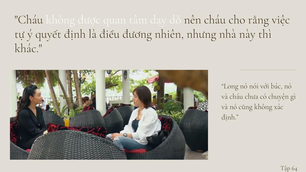 Những câu nói xát muối vào tim Nam trong Hương vị tình thân - Ảnh 2.