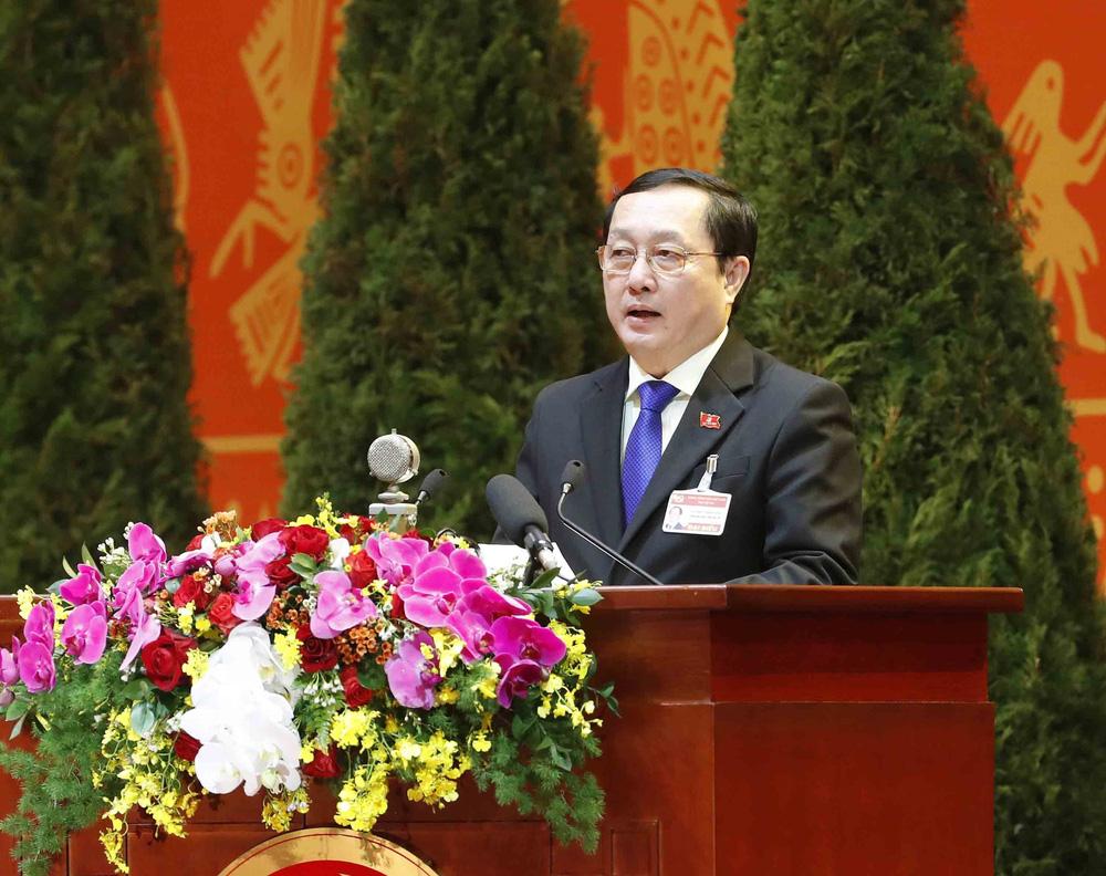 Chân dung 22 Bộ trưởng, trưởng ngành nhiệm kỳ 2021 - 2026 - Ảnh 16.