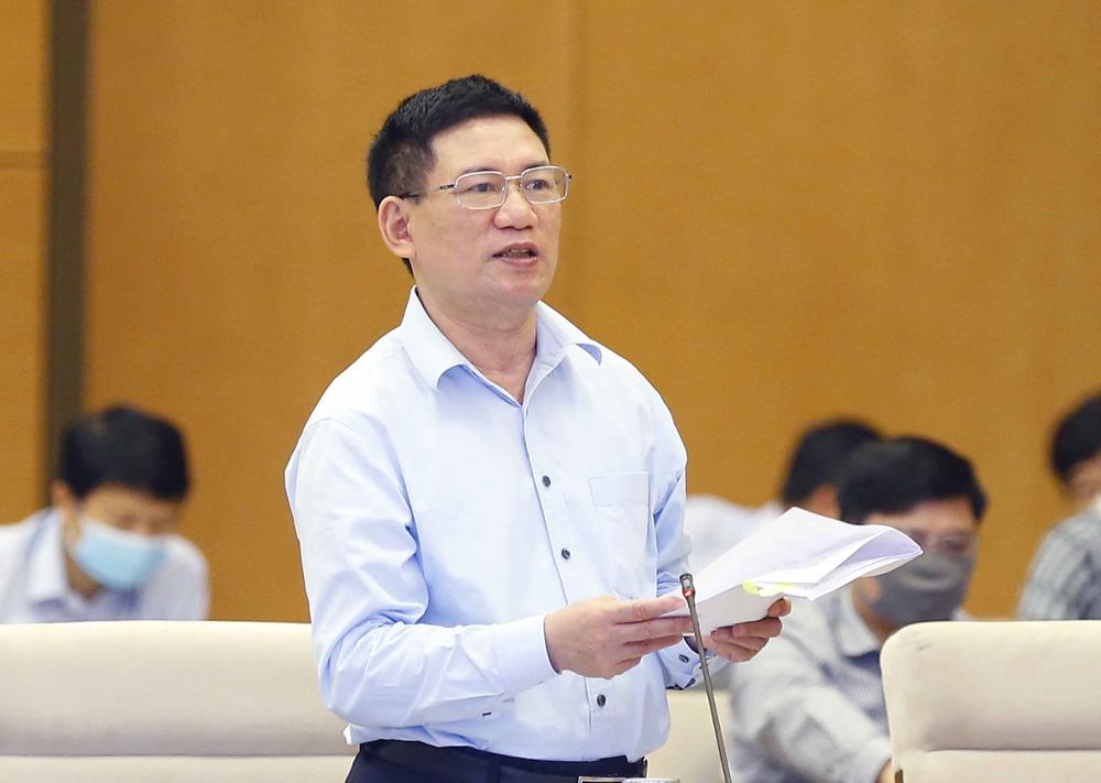 Chân dung 22 Bộ trưởng, trưởng ngành nhiệm kỳ 2021 - 2026 - Ảnh 7.